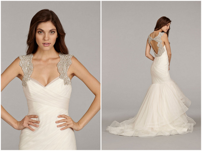 Hayley Paige 2014 Wedding Dress Collection (2)