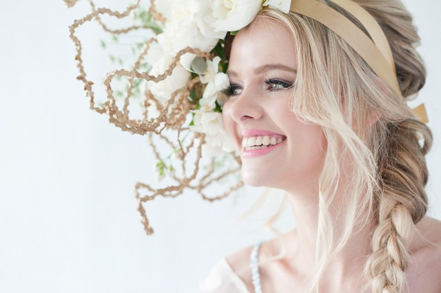 Radiant Bride Fashion Editorial :: Hair by Licia Van der Merwe :: :: Lisa Brown Make-up Artist :: ST Photography