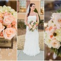 Rustic Country Wedding Blush Navy  - Meet The Burks Photography