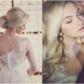 Chic Glamorous Wedding Hairstyles // Debbie Lourens Photography