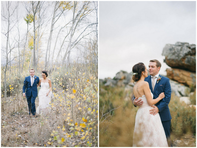 Forest Wedding Photo Ideas // Earthy Farmstyle Rustic Wedding // Jenni Elizabeth Photography