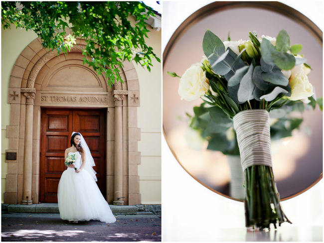 Green and Grey Cape Town Wedding at Silvermist // Moira West Photography