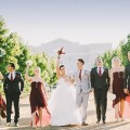 Wedding Photo Ideas and Poses // Beautiful Outdoor Wedding Reception // Elegant Grey and Burgundy Vintage Wedding at Nantes Estate // Charlene Schreuder Photography