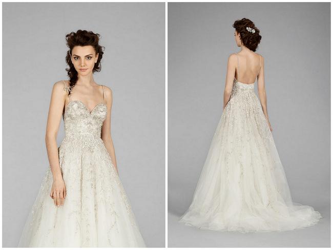 Lazaro Wedding Dresses 2014 (5)