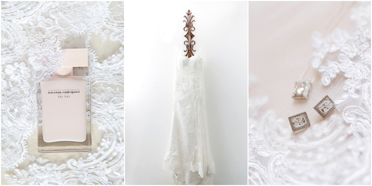 Pink and Grey Lace Filled South African Wedding // Stella Uys Photography