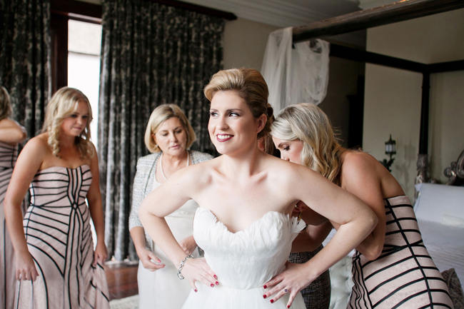 Romantic South African Molenvliet Wedding in Pink and Ivory (Moira West Photography) (43)