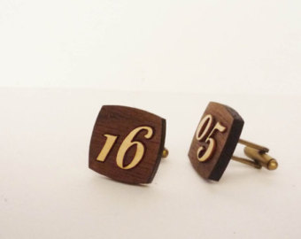 Wedding Cufflinks for Groom (7)