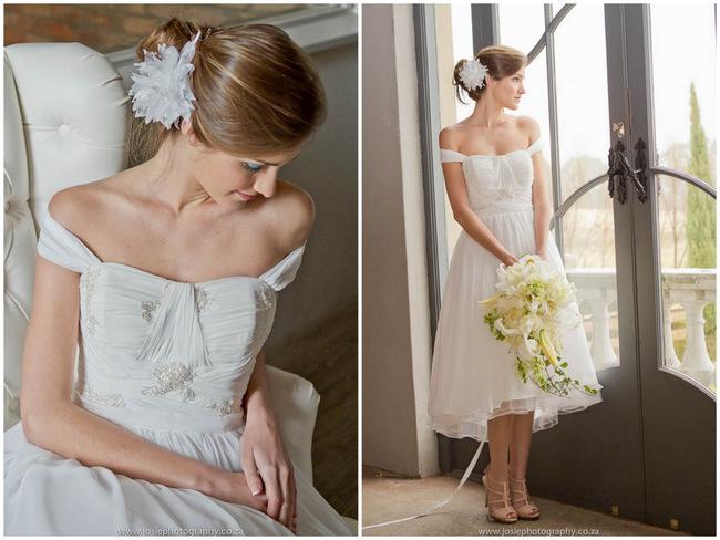 Classic Peach Wedding Ideas // Josie Photography