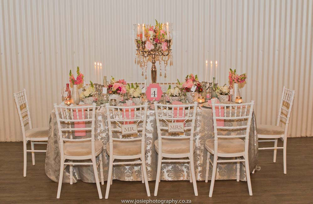 wedding furniture ideas elegant vintage wedding ideas in peach silver josie photography