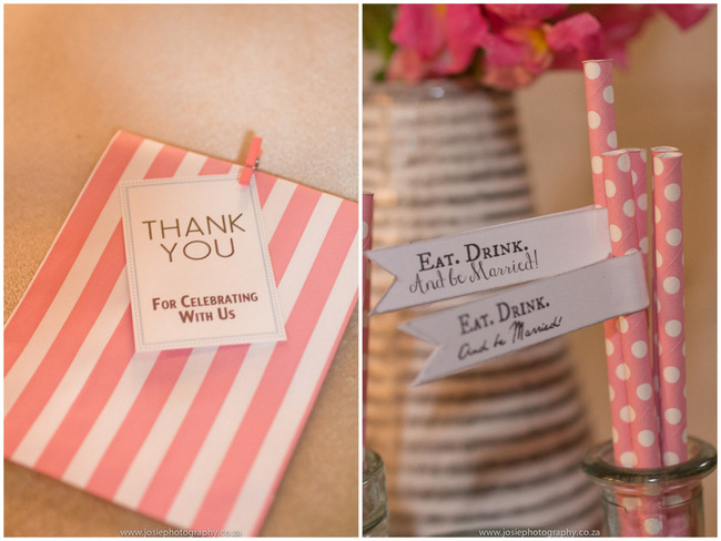 Classic Peach Wedding Ideas // That Little Shop // Josie Photography // Lols Flowers