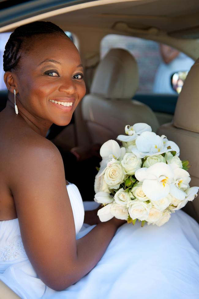 Crisp White Green Silver Summer Garden South African Wedding - Samantha Du Toit Photography (11)