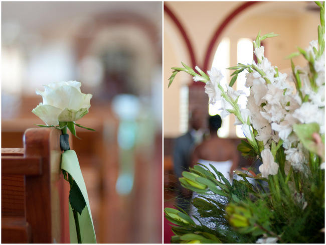 Crisp White Green Silver Summer Garden South African Wedding - Samantha Du Toit Photography (4)