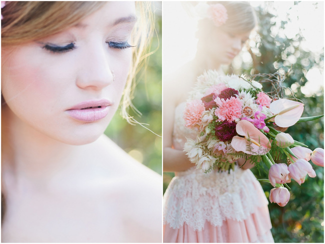 50 Dreamy Wedding Hairstyles For Long Hair: Totally Dreamy Long Hairstyles For Spring Weddings