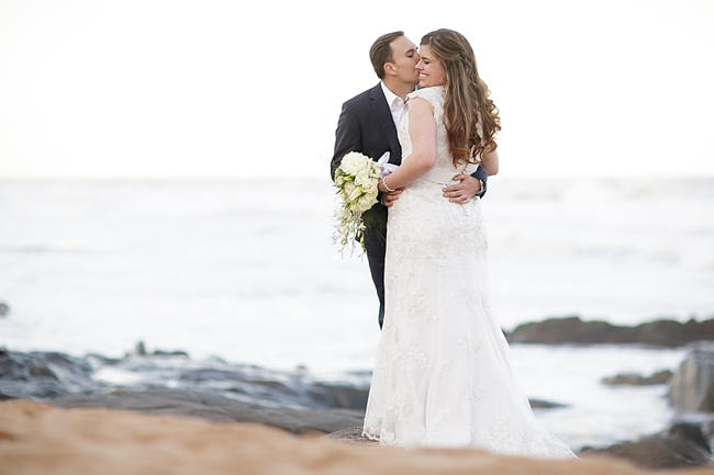 Fun Couple Photos for Nautical Beach Wedding  // Jack and Jane Photography