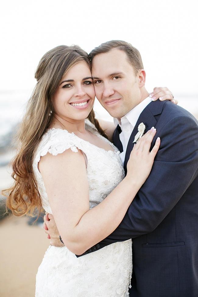 Fun Couple Photos for Nautical Beach Wedding  // Jack and Jane Photography