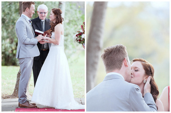 Red Brown White Autumn Wedding // Christopher Smith Photography - www.Cjphoto.co.za