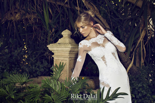 Riki Dalal Wedding Dress (5)