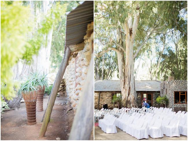 Rustic South African Farm Wedding in Peach // Marli Koen Photography