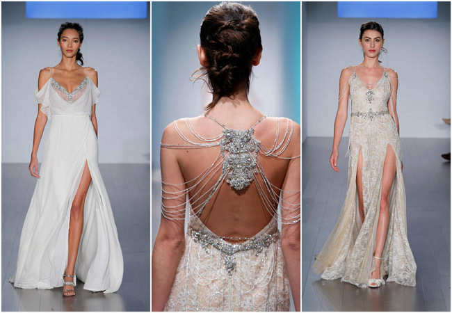 Grecian-Style Goddess-Worthy Gowns {Alvina Valenta Spring 2015}