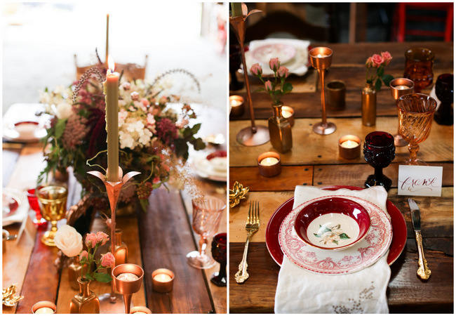 Autumn Barn Wedding - Seneca Lewis Photography  6