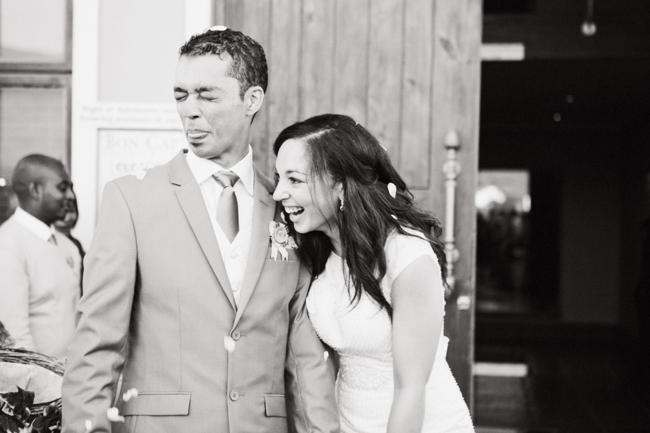 DIY Pastel Wedding Bon Cap Winery // Moira West Photography