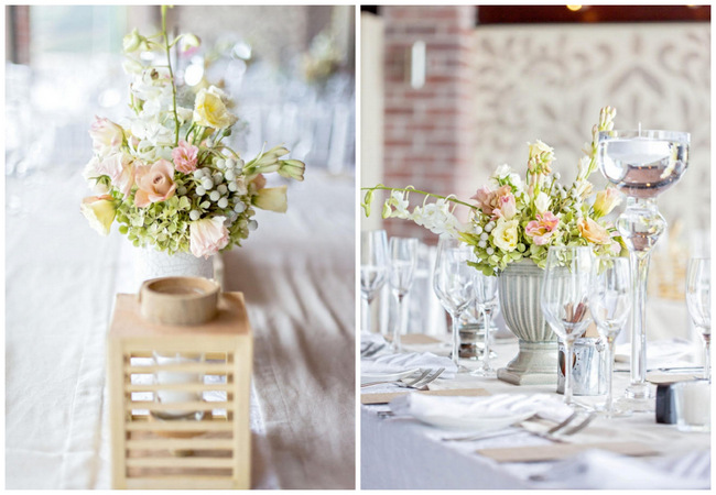 Naturally Elegant Franschhoek Wedding {Claire Nicola Photography}