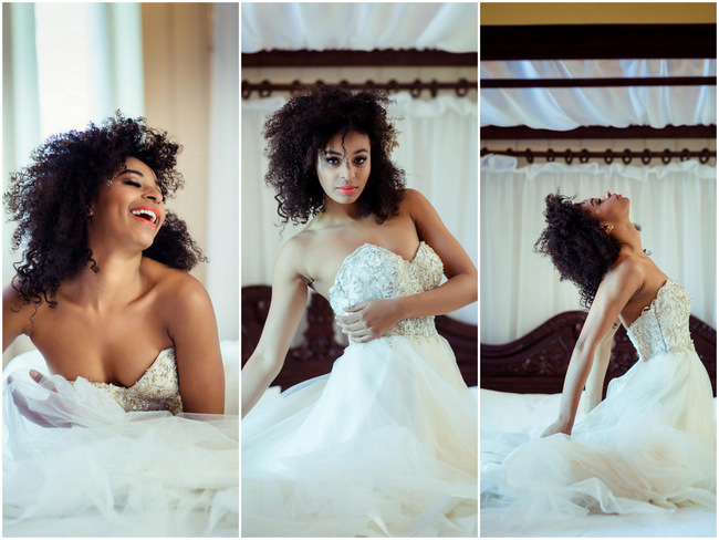 Moody Romance: A Bridal Fashion Editorial {Jo Ann Stokes Photography}