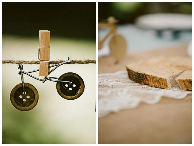 Rustic Bicycle Themed Wedding - Jules Morgan Photography (2)