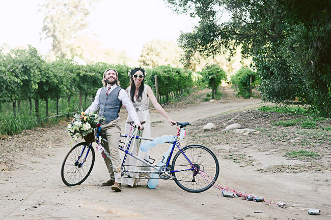 Rustic Bicycle Themed Wedding - Jules Morgan Photography (24)