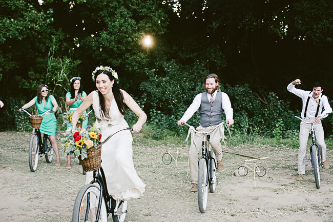 Rustic Bicycle Themed Wedding - Jules Morgan Photography (28)