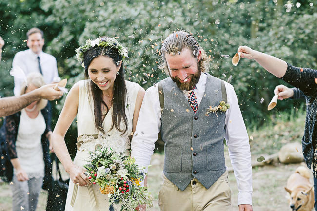 Rustic Bicycle Themed Wedding - Jules Morgan Photography (40)