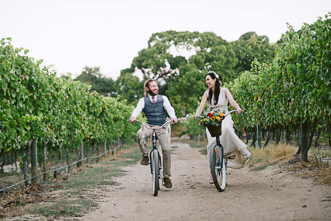 Rustic Bicycle Themed Wedding - Jules Morgan Photography (50)