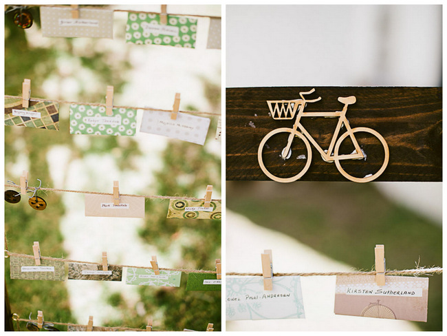 Rustic Bicycle Themed Wedding - Jules Morgan Photography (7)