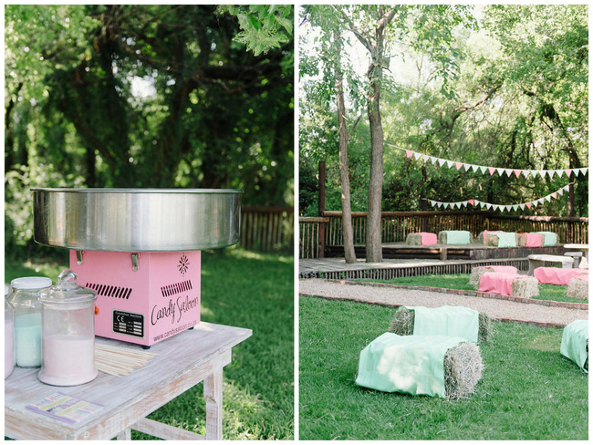 Wedding Popcorn //  Mint Coral South African Wedding // Louise Vorster Photography