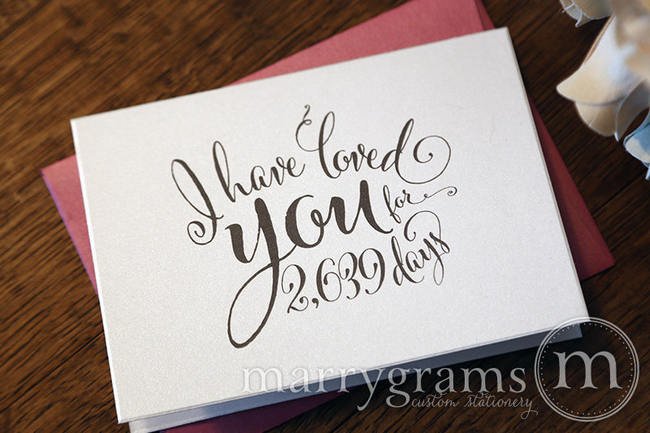 Sweetest To My Groom Card 5