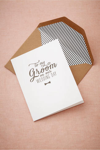 Sweetest To My Groom Cards 3