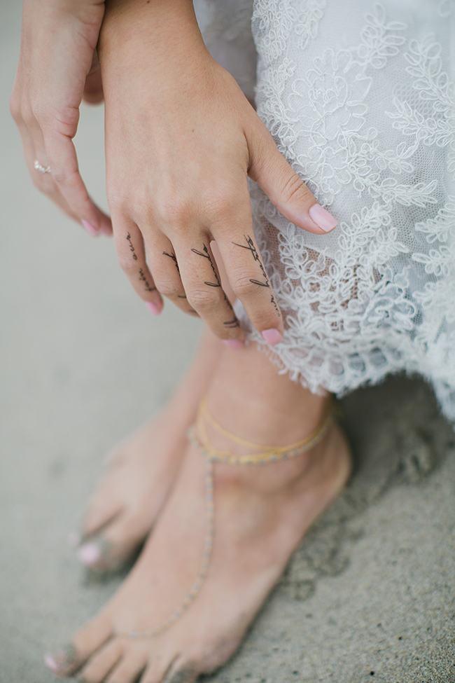 Backless Beach Wedding Dress 12