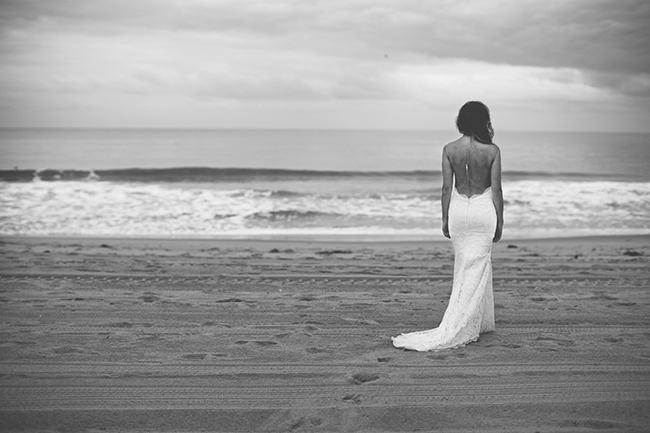 Backless Beach Wedding Dress 26