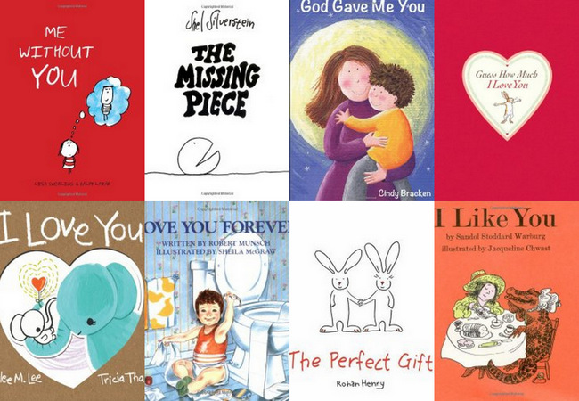 Cute Love Quotes from Children's Books