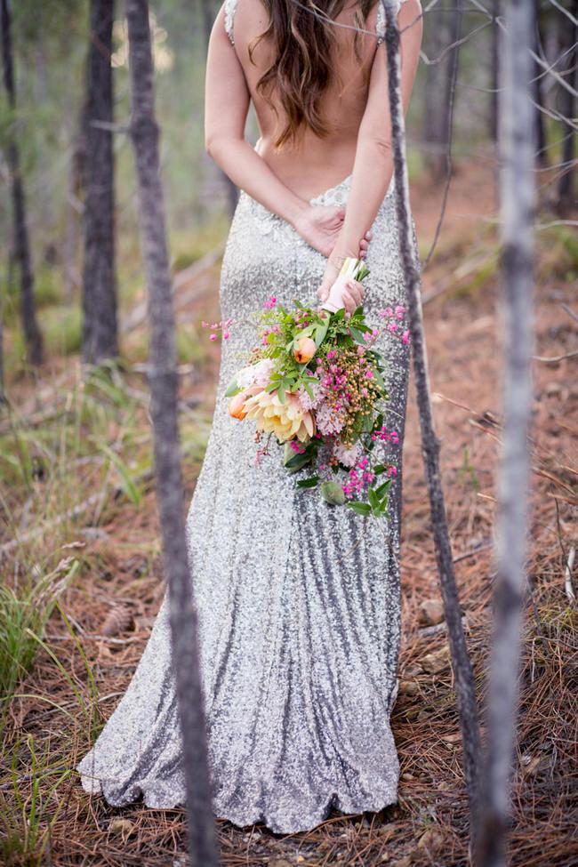 Glitter Wedding Ideas (1)