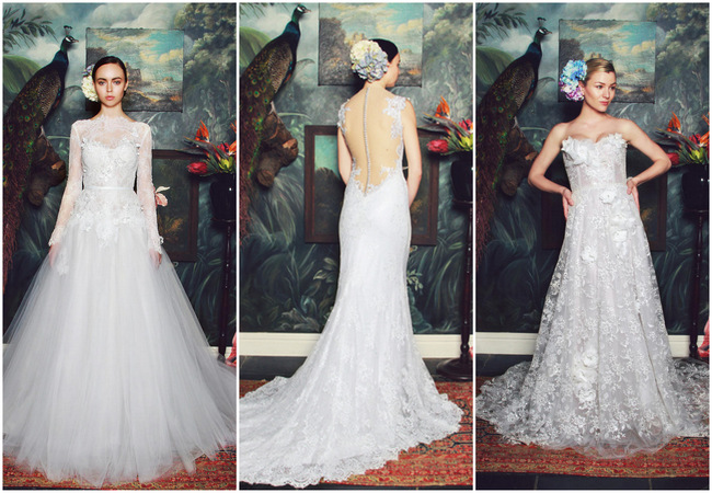 {First Look} Anna Georgina by Kobus Dippenaar 2015 Collection Preview