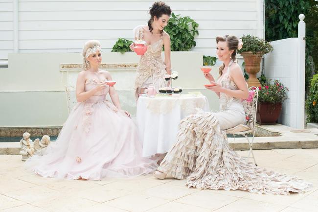 Marie Antoinette Inspired Wedding Dress 10 Lovely Vintage Marie Antoinette Wedding
