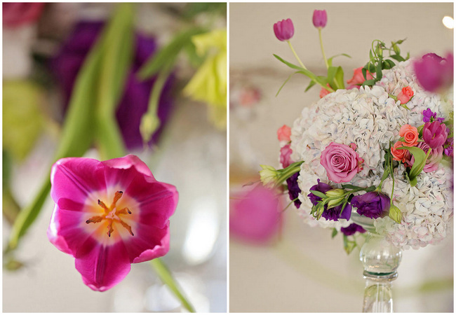 Pink Purple Wedding Kleinevalleij // Agape Studio