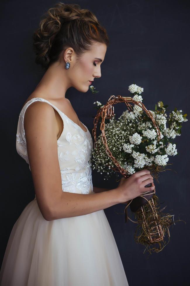 Rockabilly Wedding Ideas // Claire Thompson photography