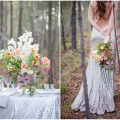 Silver Glitter Wedding // Tasha Seccombe Photography