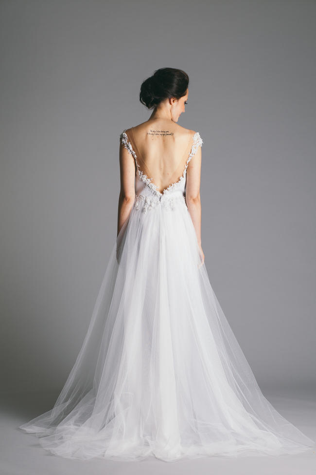 Robyn Roberts 2015 South African Wedding Dresses Plus Exclusive Interview