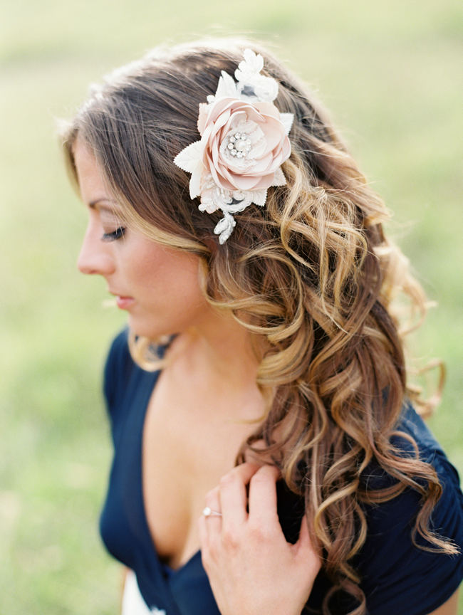 How to Choose The Perfect Bridal Hairpiece