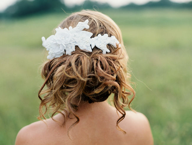 How to Choose The Perfect Bridal Hairpiece width=