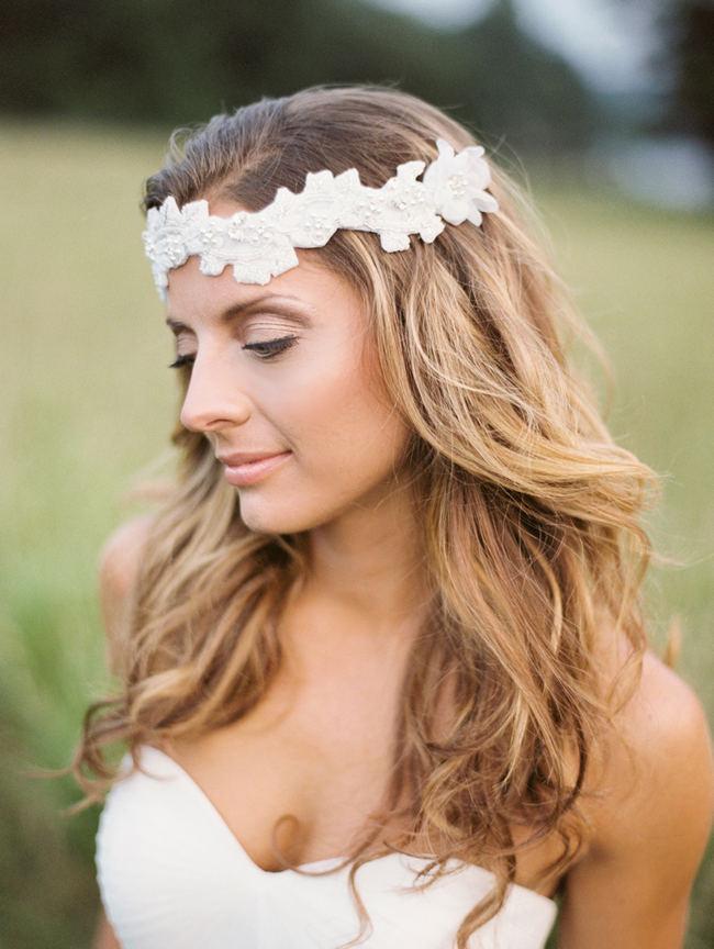 Romantic Wedding Hairstyles 8