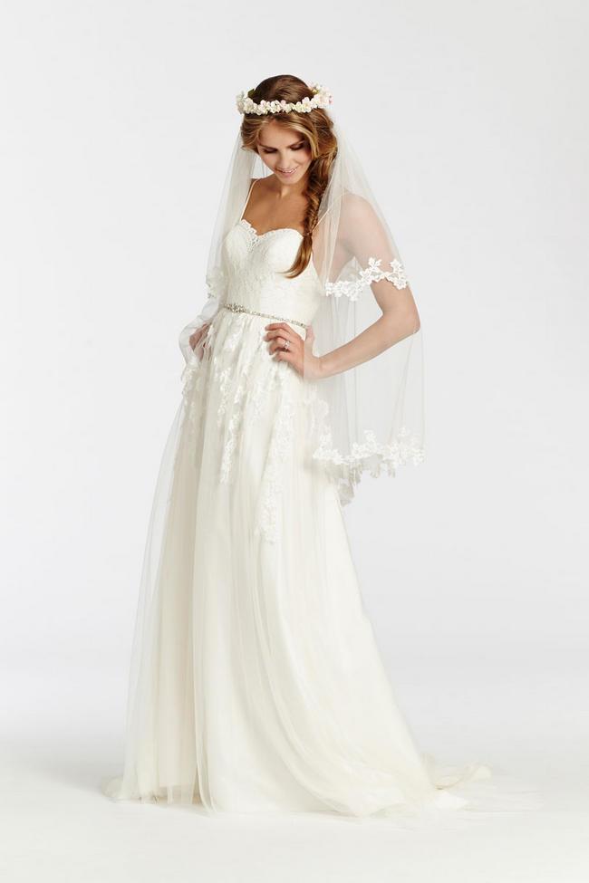Beautiful Boho Chic Ti Adora Wedding Dresses
